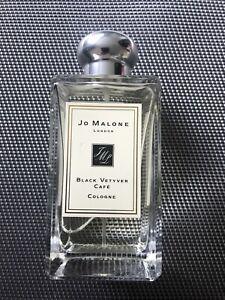 Jo Malone Black Vetyver Café Cologne  100ml New [no Box]