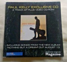 Paul Kelly Exclusive CD Single - 4 Track EP