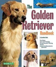 The Golden Retriever Handbook by D. Caroline Coile (2000, Paperback)
