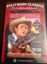 LIGHTS OF THE SANTA FE - ROY ROGERS  Gabby Hayes New Unsealed DVD R All