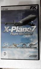 PC X-PLANE 7 : FLIGHT SIMULATOR - PC DVD BOX ITA
