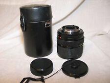KONICA MINOLTA MD ZOOM 35-70mm f3.5 LENS W/CASE
