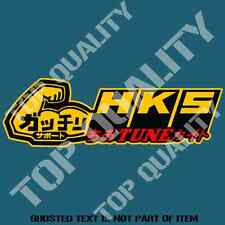 OPTION HKS SPORTS Decal Sticker Illest Vintage JDM DRIFT RALLY DECALS STICKERS