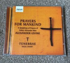 Levine: Prayers for Mankind: A Symphony of Prayers of Father Alexander Men