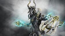 Warframe Oberon Prime - Silva & Aegis Prime - Sybaris Prime (PS4)
