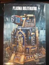Warhammer GW 40k Plasma Obliterator NIB OOP Sealed New