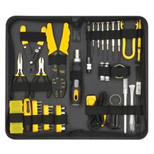 More details for sprotek 58 piece computer pc repair tool kit universal screw drivers - stk-8918