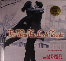 The Way You Look Tonight by Dorothy Fields -Frank Sinatra book & cd