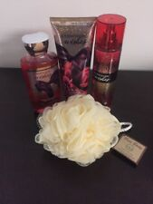 BATH AND & BODY WORKS A THOUSAND WISHES GIFT SET (LOT OF 4)