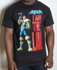 Anthrax 'I Am The Law' T-Shirt - NEW & OFFICIAL!