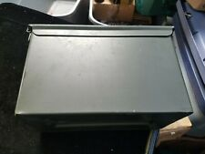 "S.C.F. SCF Military Green Ammo Can Box 11-1/2"" X 7"" X 6"""