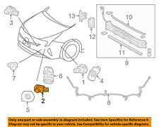 TOYOTA OEM 16-18 Prius Rear Bumper-Park Sensor 8934148040C4