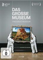 DOKUMENTATION - DAS GROßE MUSEUM  DVD NEU