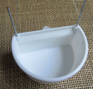 """2 hook drinkers medium,  the """"D"""" cup   with bendable metal hooks x 3"""