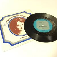 "Rare Little Ginny 'My Dixie Darling' Signed/Autographed Country Vinyl 7"" Single"