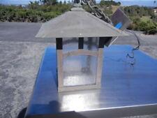 Arroyo Craftsman Outdoor Hanging Lantern
