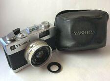 YASHICA ELECTRO 35 MC Camera Japan Yashinon-DX Original Case