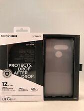 Tech21 Evo Check Case for LG G8 ThinQ (Black)