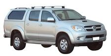 Whispbar Roof Racks - Toyota Hilux Double Cab 4dr Ute Sep 11- 15 (S16 K544)