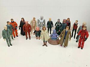 BBC Doctor Who Action figures bundle