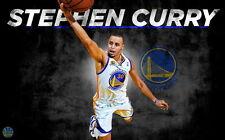 """07 Stephen Curry - Golden State Warriors NBA Basketball Star 22""""x14"""" Poster"""