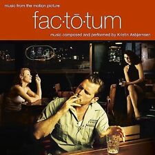 Unknown Artist Factotum CD ***NEW***