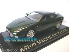 1:43 - ASTON MARTIN DB7 ZAGATO - Ixo / Altaya (serie Dream Cars)