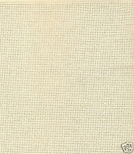 Fat Quarter 18 Anzahl Pergament Aida Kreuzstich Stoff - 50cm x 55cm