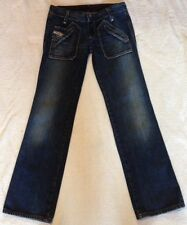 Diesel Junnie 05 Boot Cut Art 764 Lab 334 Jeans Women Size 26 EUC