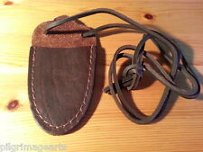 Leather sheath for Rifle capper made by Ted Cash, Muzzleloading MADE IN USA
