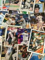 MLB Baseball 300 Card Lot. Rookies, Past, And Future Stars ⭐️ ⚾️ Mint Condition!