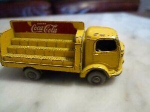 Matchbox Lesney Coca Cola Lorry #37
