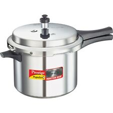 NEW Prestige 5 Liter Popular Plus Aluminum Induction Base Pressure Cooker $