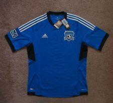 super popular 7ddc4 8a902 San Jose Earthquakes MLS Fan Jerseys for sale   eBay