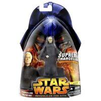 Star Wars ROTS Chancellor Palatine Supreme Chancellor Action Figure