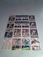*****Domingo Ramos*****  Lot of 50 cards.....17 DIFFERENT