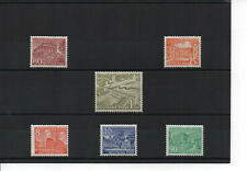 Berlin briefmarken 1949 bauten 1, postfrisch lot