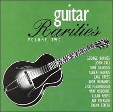 Guitar Rarities, Vol. 2 by Various Artists (CD, Sep-2002, IAJRC Records) New