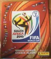 Panini World Cup 2010 South Africa Sticker Album empty - VGC