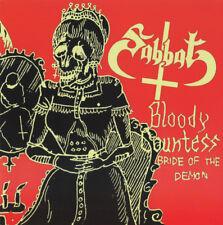 Sabbat - Bloody Countess, 1991 (Jap), CD