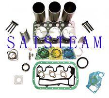 ISUZU 3LB1 Engine rebuild   kit for Mini Excavator Generator etc