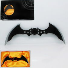 "Justice League Arkham Knight Batman Batarang Dart 6"" Letter Opener  Dark Knight"