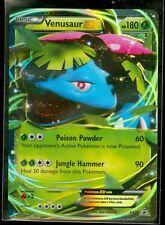 Pokemon VENUSAUR EX XY28 - XY ULTRA HOLO RARE PROMO - MINT
