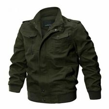 M65 Mens Quilted Liner Olive Combat Field Jacket Vintage Type Military Army Coat