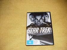 STAR TREK XI action 2009 = 2 DVD as NEW TV Series Season sci fi R4