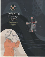 Australia 2020 : Navigating History, Endeavour Voyage 250 Years, Stamp pack