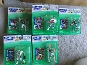 Starting lineup football figures $5.00 or less 1997 1998 1999