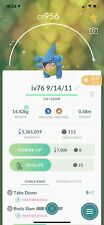 Pokemon Go - 3x Gible Catching Service - Possible Shiny