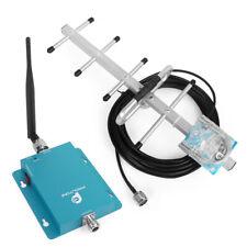 3G 4G 900MHz GSM Teléfono Celular Amplificador Señal Repetidor Yagi Antena kit