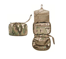 BCB Army Multicam aqua loo hanging wash bag / toiletry bag / medics pouch (MTP)